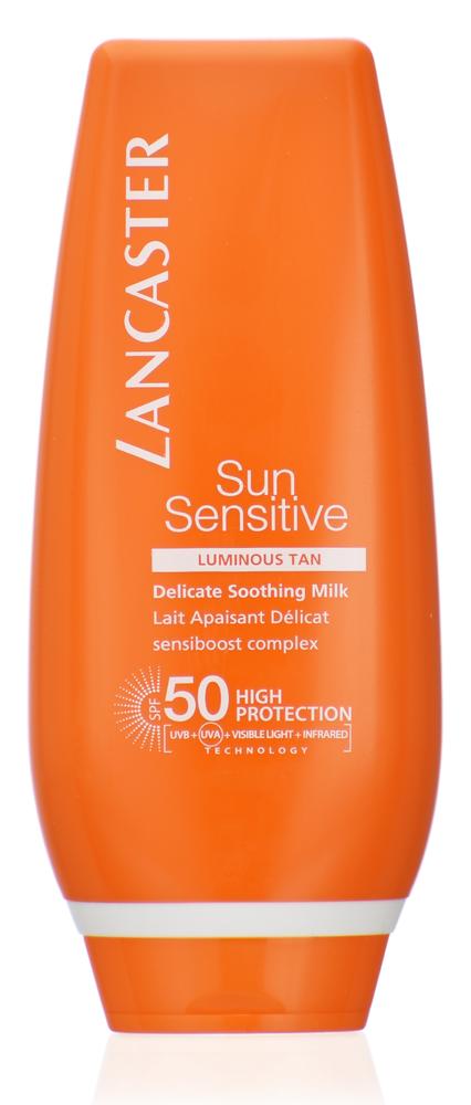 LANCASTER Sun Sensitive Delicate Soothing Milk Spf50