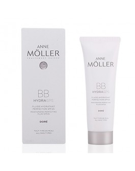 ANNE MOLLER Bb Hydragps fluido hidratante aperfeiçoador Spf25 50 ml