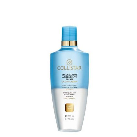 COLLISTAR Normal & Dry Gentle Two-Phase Mk-Up Remover