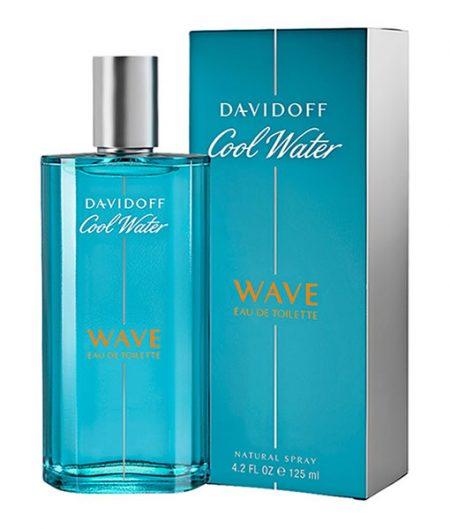 DAVIDOFF COOL WATER WAVE Eau de Toilette
