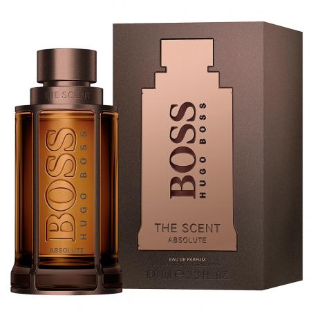 HUGO BOSS THE SCENT ABSOLUTE Eau de Parfum