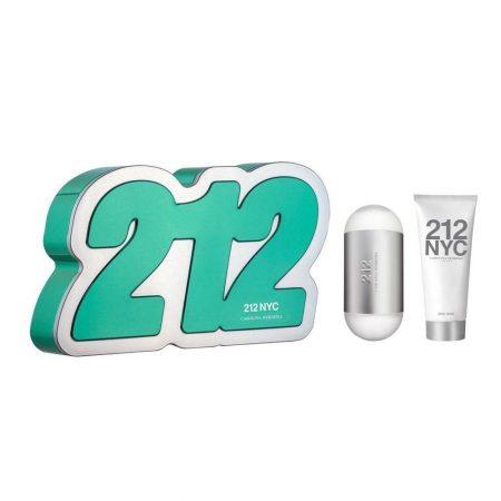 CAROLINA HERRERA 212 Eau de Toilette Coffret