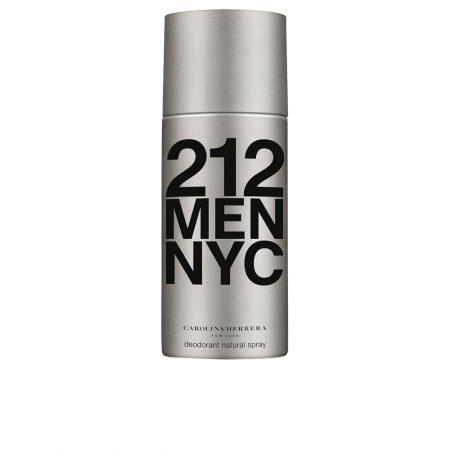 CAROLINA HERRERA 212 MEN Desodorizante Spray