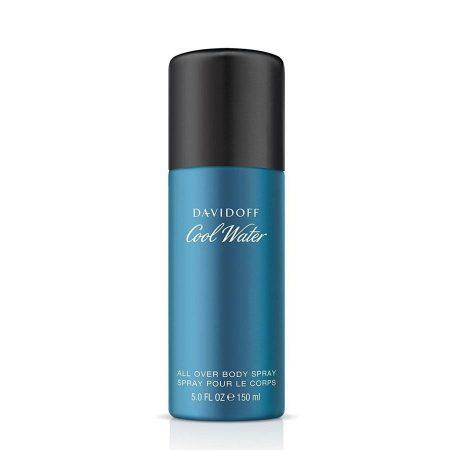 DAVIDOFF COOL WATER Desodorizante Spray