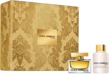 DOLCE & GABBANA THE ONE Eau de Parfum Coffret