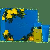 perfume coffret light blue