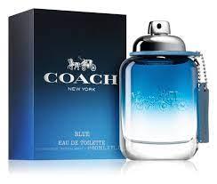 PERFUME coach man blue