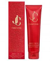 body lotion jimmy choo i want choo