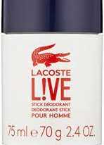 lacoste live stick