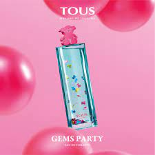 perfume tous gems party