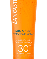 LANCASTER Sun Sport Protection In Motion Invisible Face Gel