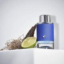 Montblac explorer ultra blue Eau de parfum