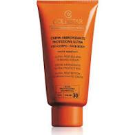 collistar crema abbronzatura perfetta ultra protection spf30