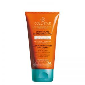 collistar speciale abbronzatura perfetta crema solare protezione attiva 150ml