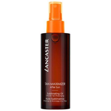 lancaster tan maximizer after sun oil