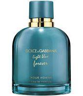 perfume Dolce & Gabbana light blue Forever homem