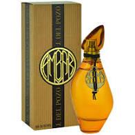 perfume j. del Pozo amber