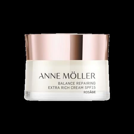 anne moller-rosâge-cremeextraricoreparadorreequilibrantespf15-50ml