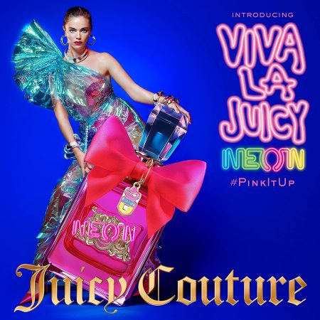 erfume juicy couture neon