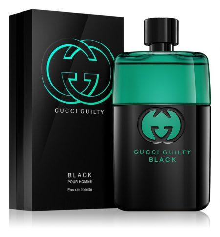perfume gucci guilty black men