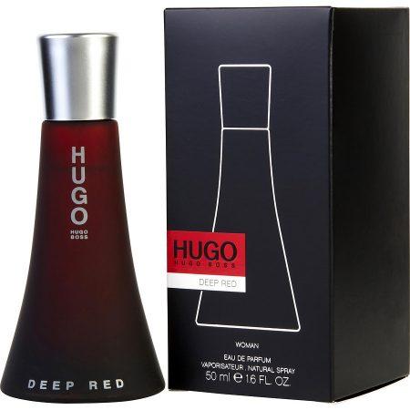 perfume hugo boss deep red